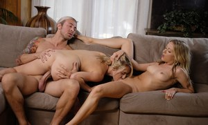 Cadence Lux & Karla Kush - Me My Brother And Another