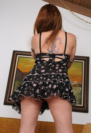 39 year old Kiki Daire from AllOver30 showing off her dlicious juggs