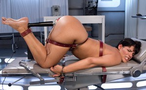 Sexually troubled housewife Rose Rhapsody becomes multi-orgasmic with help from unconventional sex therapist Dr. Aiden Starr.