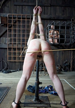 Pain sluts Wenona & Hazel Hypnotic volunteer for humiliating BDSM games