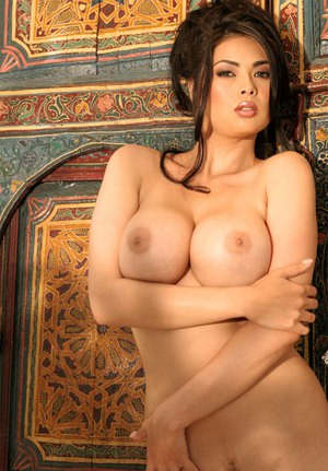 Her Tera patrick tits shows
