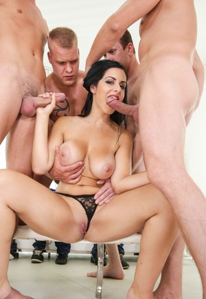 help english milf sabrina lets you enjoy her hungry fanny that interfere, but you