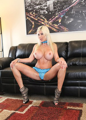 Busty Beauty Puma Swede Sexy and Solo