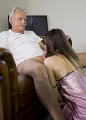 Old and young lovers break thru society\