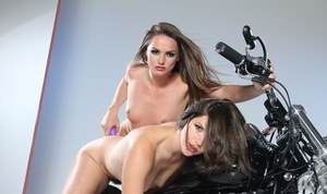 Tori Black and Bobbi Star looking so damn sexy in this photo shoot