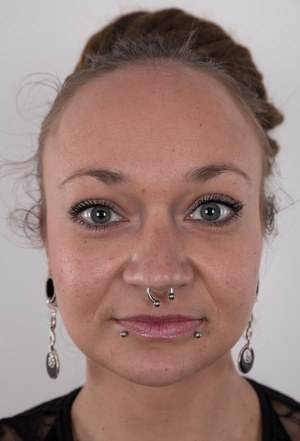 Amusing opinion Pornstar with multiple earrings remarkable, amusing