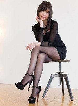 Japanese in pantyhose pics