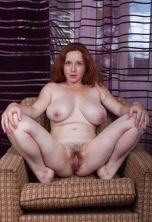 hairy redhead pictures