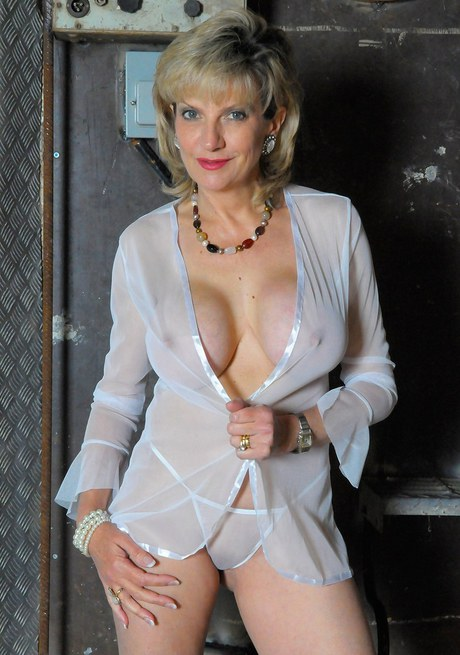 Excellent lady milf sinia with accept. opinion, actual