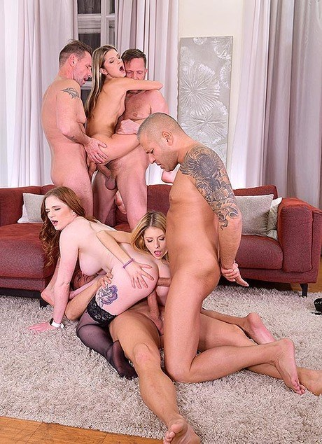 Sex group anal Group sex
